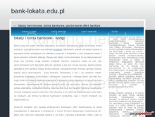 http://www.bank-lokata.edu.pl